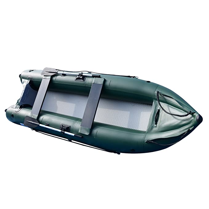 Amazon.com: Bris 13 ft inflable barco inflable Kayak de ...