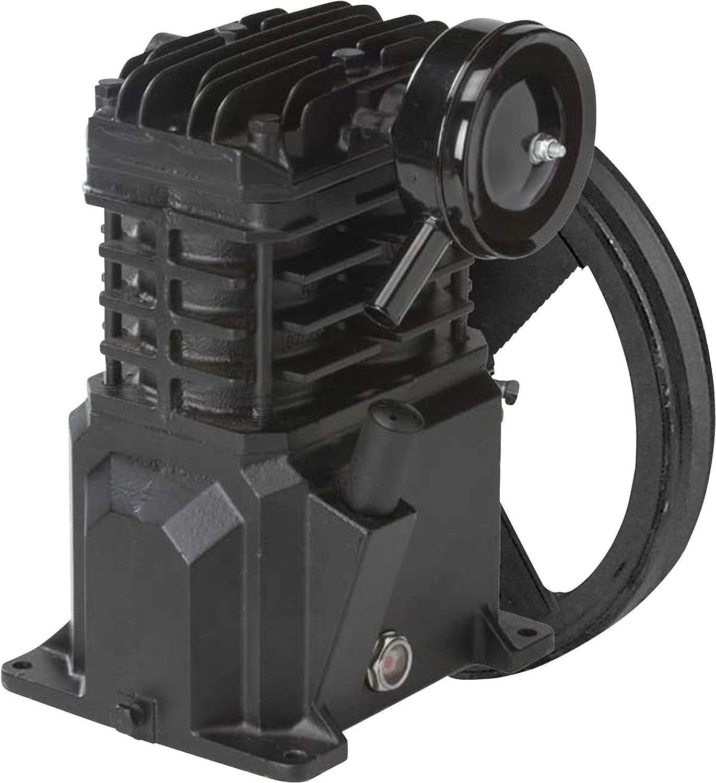 Campbell Hausfeld 2 Horsepower Air Compressor Pump with Flywheel (VT4823)