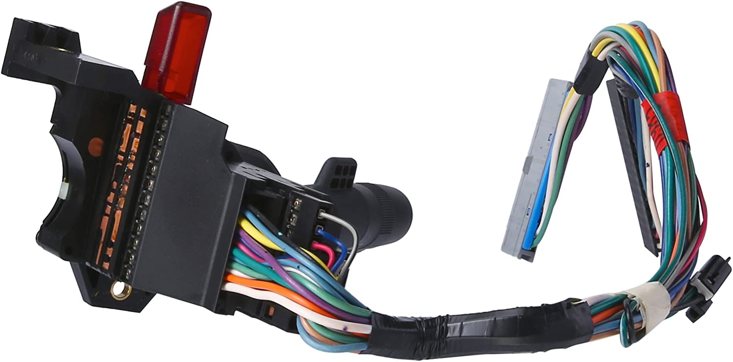 Windshield Wiper and Washer Switch with Lever Headlight Dimmer ACDelco D826A GM Original Equipment Turn Signal