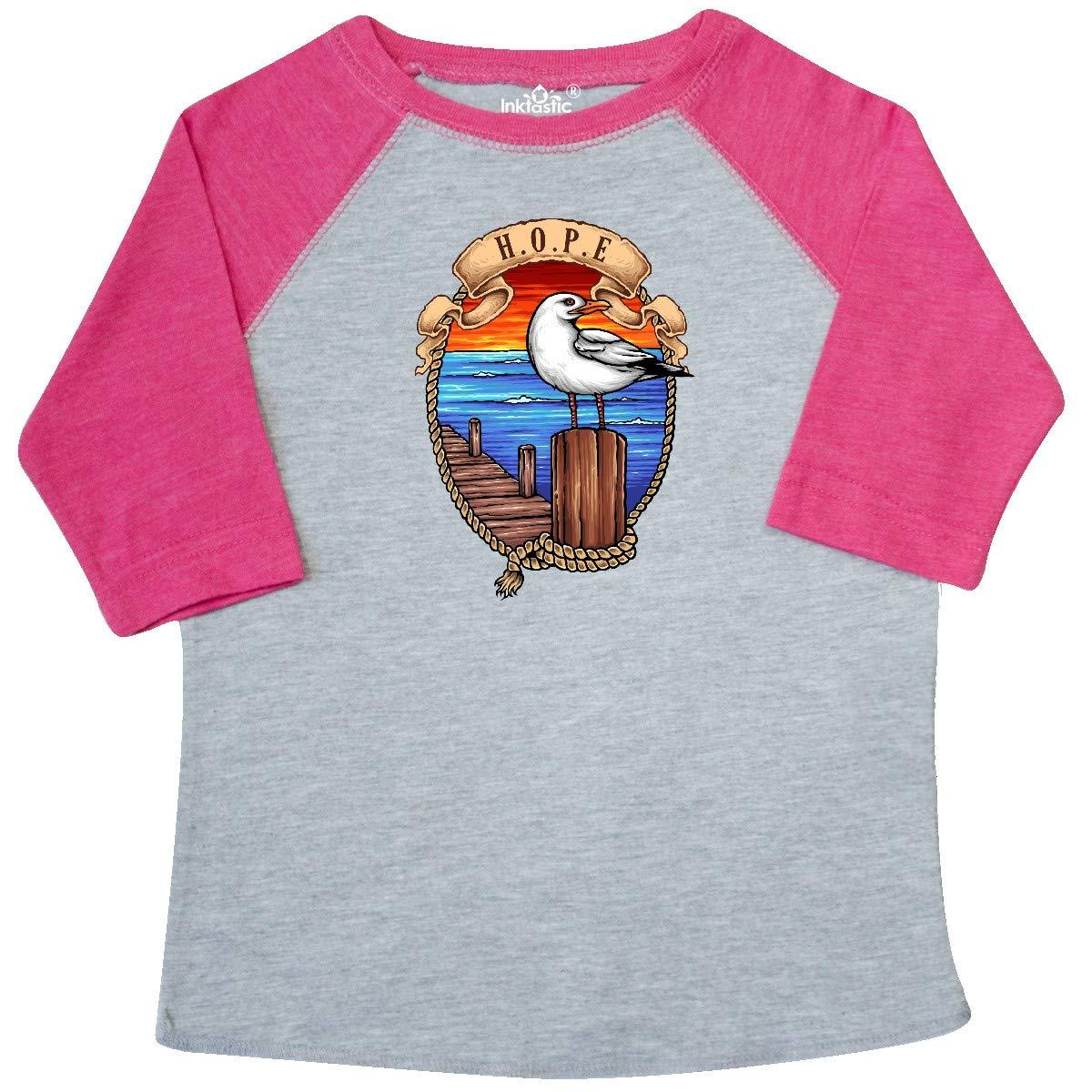 inktastic Hope Toddler T-Shirt