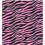 Zebra Print Wrapping Paper