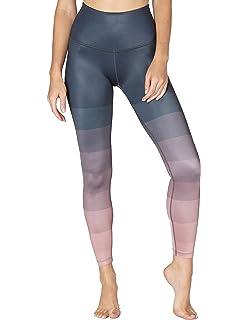 46d251cfe6e82e Amazon.com: Beyond Yoga Plush High Waist Angled Midi Legging: Sports ...