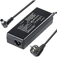 VUOHOEG 90W 19.5V 4.7A Cargador Adaptador para Portátil Sony VAIO PCG-505, PCG-R505, PCG-C1, PCG-GR, PCG-SR Series, 5…