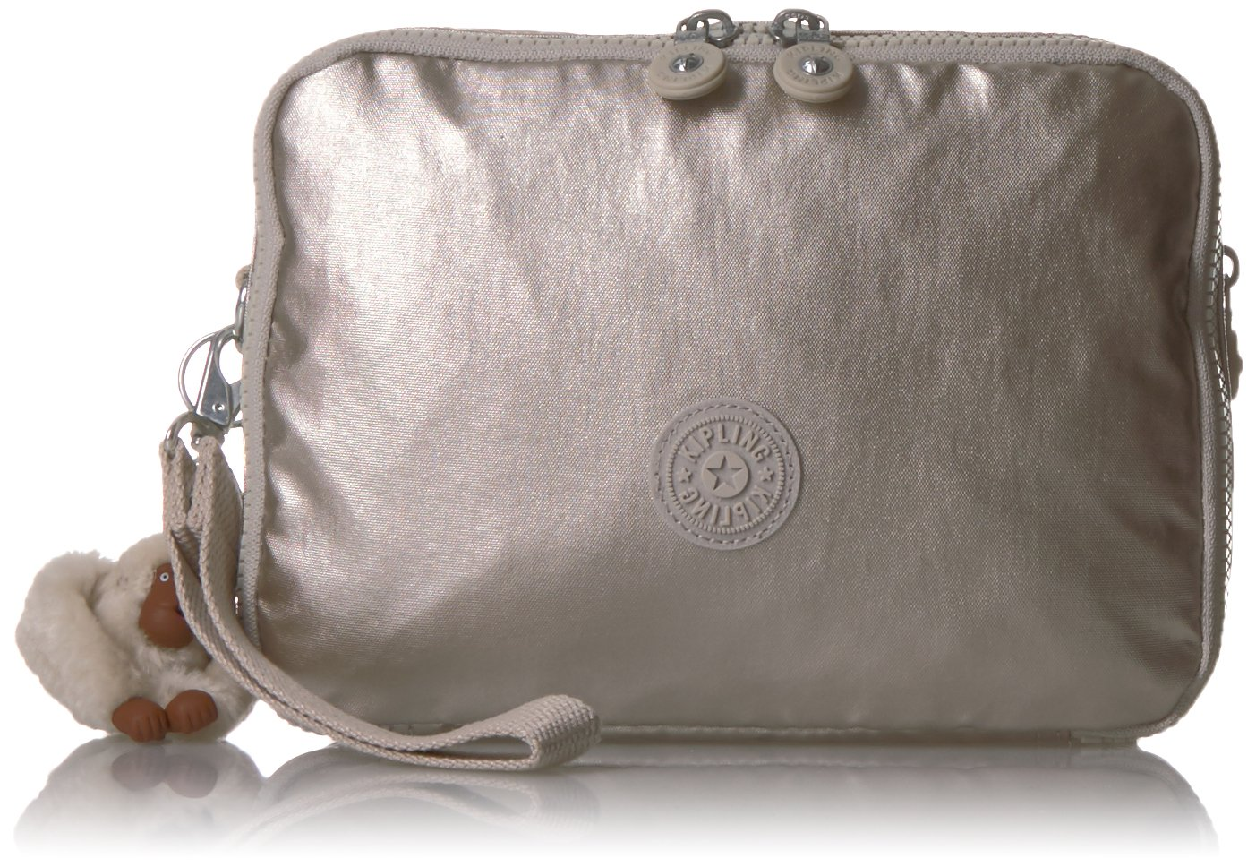 Kipling Zimma Metallic Baby Changing Pouch by Kipling