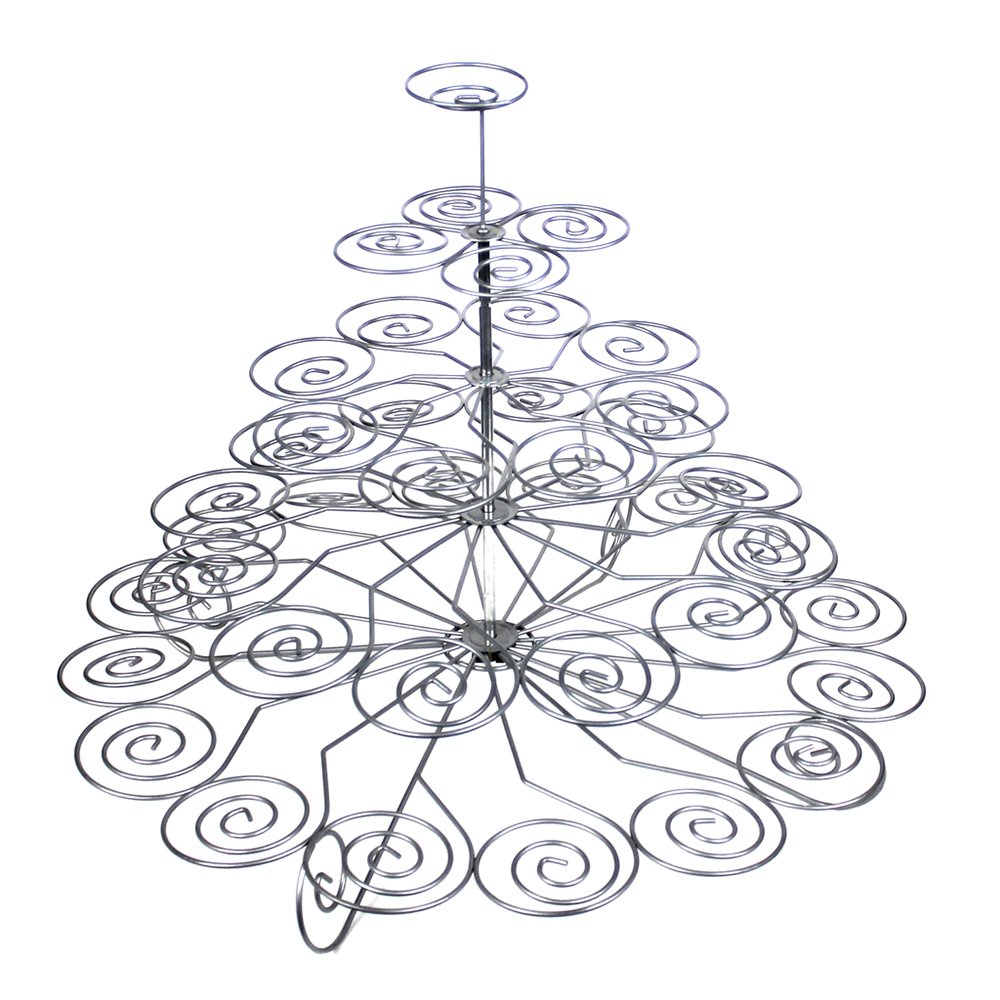Powder Coated Wire Cake Stand