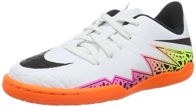 more photos 4d9be 81b97 Amazon.com   Nike Kids Jr Hypervenom Phelon II IC Indoor Soccer Shoe    Soccer