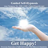 Get Happy Hypnosis, Overcome Depression, Build Self-Esteem With Bilateral Stimulation