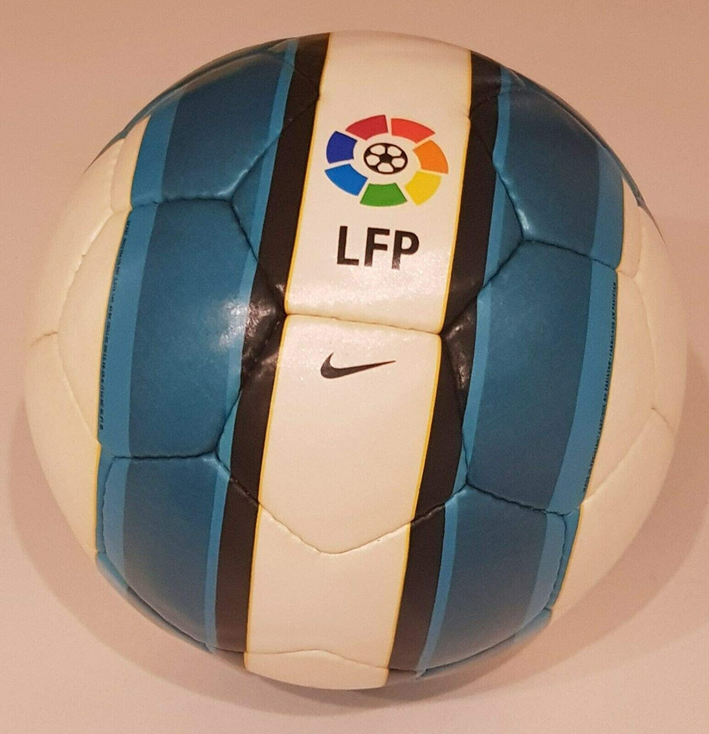 Nike T90 Aerow II 2007/08 Official LFP La Liga Match Soccer Ball ...