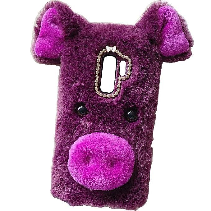 LeEco Le Pro3AI Edition Art Case, Handmade Fluffy Villi Dog ...
