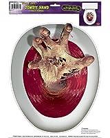 Beistle - Hand Toilet Topper Peel N Plac