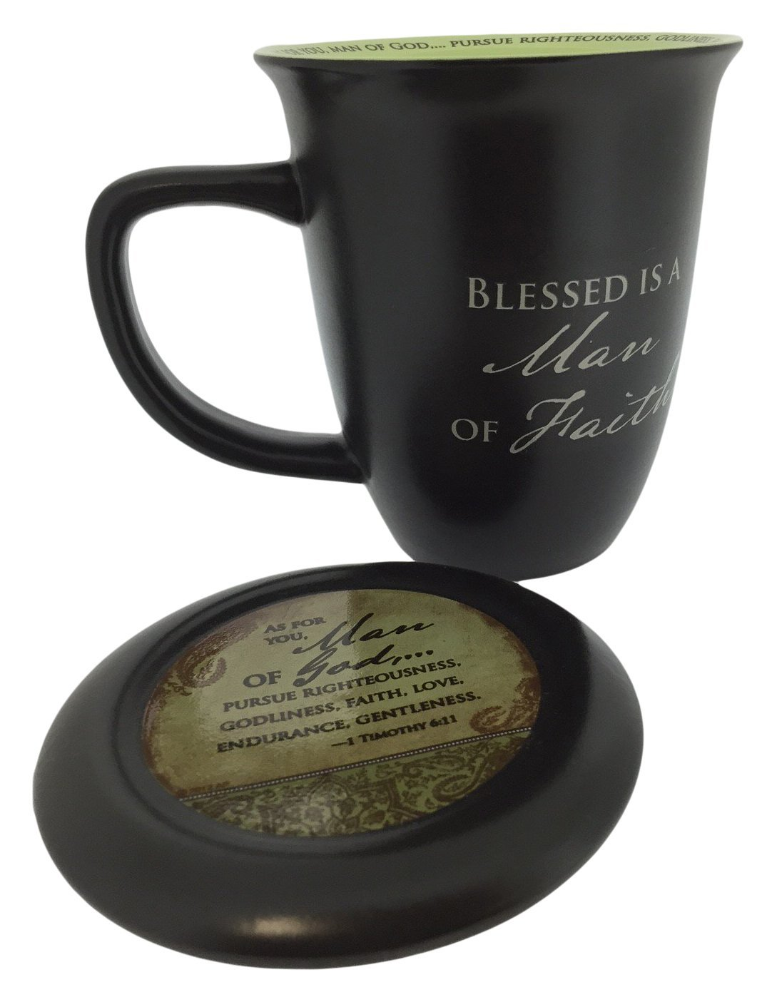 religious gifts for men bible verse mug coffee cup