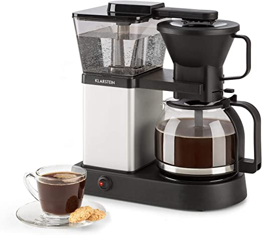 Klarstein Grande Gusto – Cafetera con jarra de café • filtro de ...
