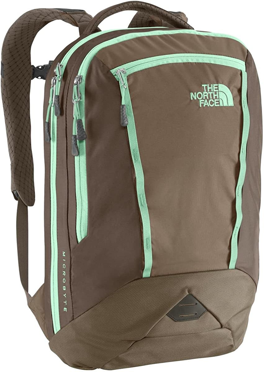 The North Face Women's Women's Microbyte Brindle Brown Surf Green Prior Season One Size
