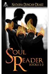Soul Reader Trilogy: Books 1-3 Kindle Edition