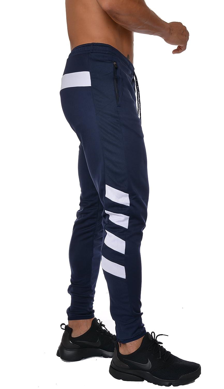 Pantalones de entrenamiento de hombre YoungLA ajuste estrecho 5 colores   Amazon.com.mx  Deportes y Aire Libre 6ad5de5342b89