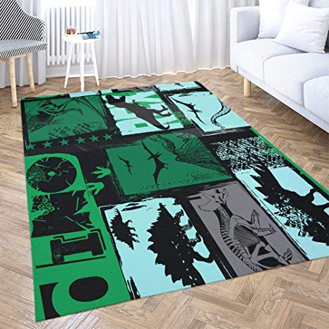 Amazon Com Area Rugs 5x7 Shorping Play Area Rug Winter Rug Pattern Print Shirts Textiles Wrapping Paper Web Modern Home Carpet Fun Area Rug Floor Matshome Bedroom Carpets Turquoise Pink Kitchen Dining