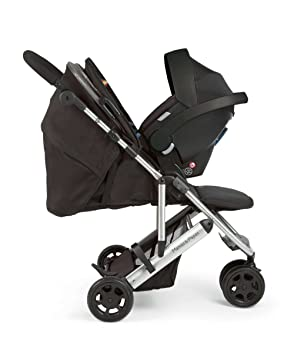 Mamas & Papas - Luna Car Seat Adaptor - Aton: Amazon.co.uk: Baby