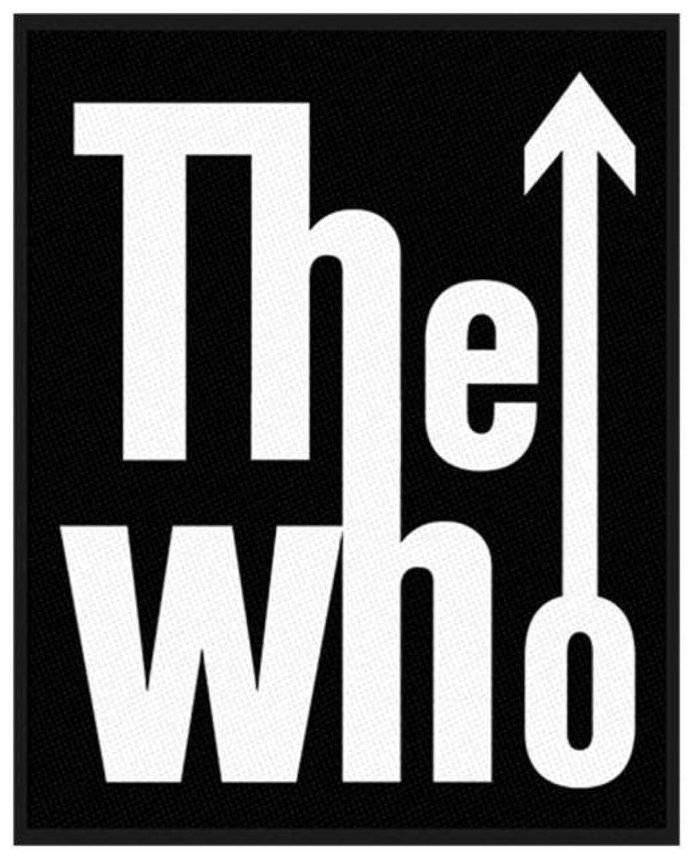 2279 The Who Arrow Logo Aufn/äher