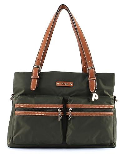 b82aad1349806 PICARD Sonja Shopper M Olive  Amazon.de  Schuhe   Handtaschen