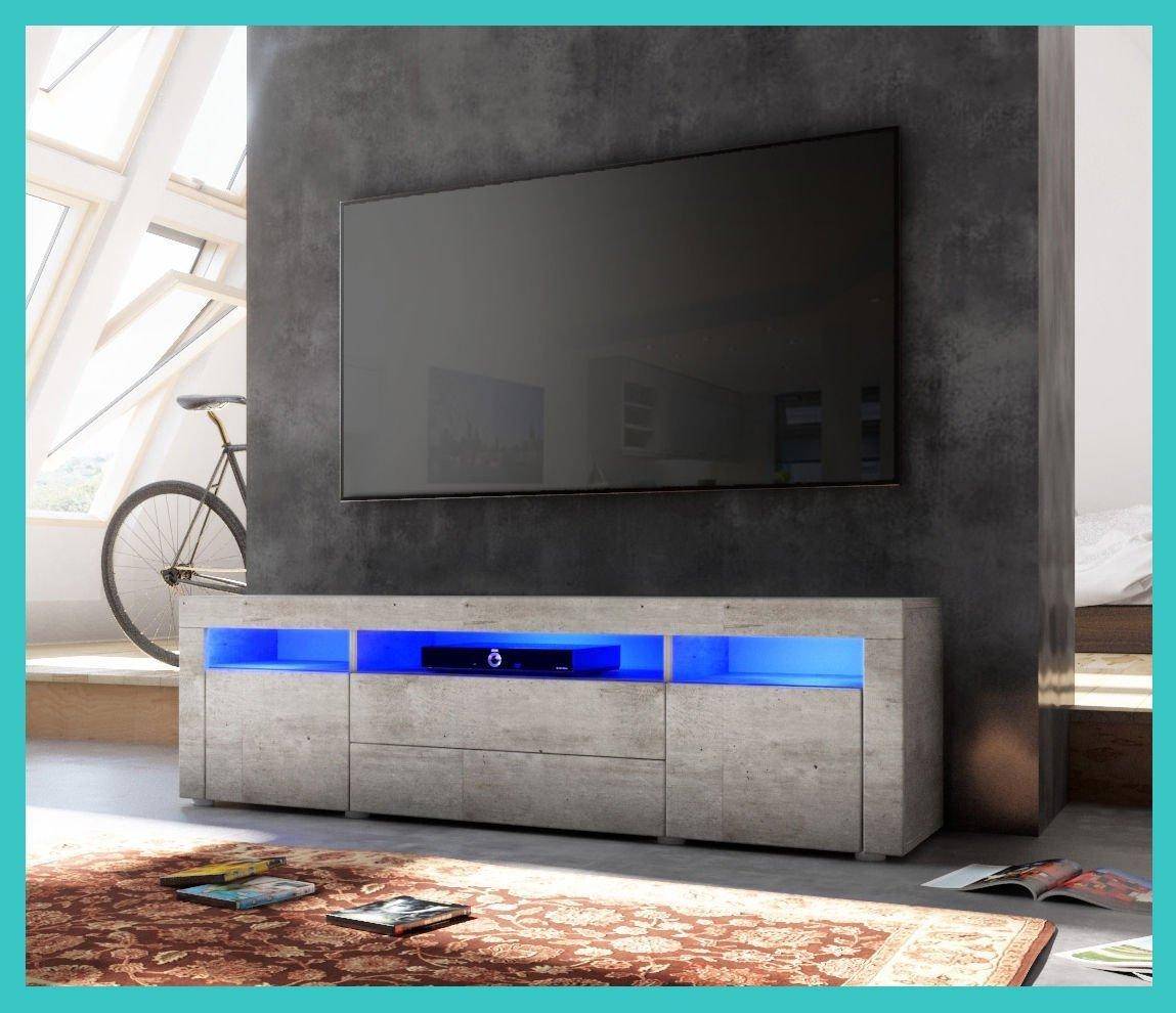 Porta tv modello Italce, mobile moderno per soggiorno finitura ...