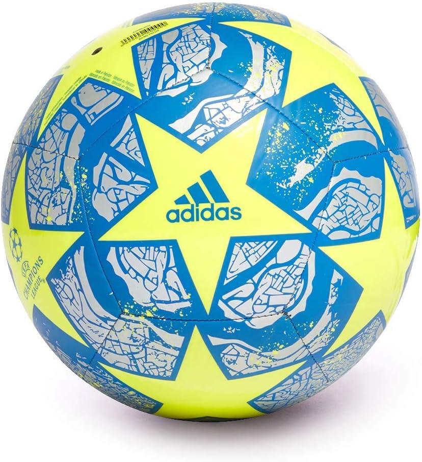 Mens adidas Fin ist CLB Soccer Ball
