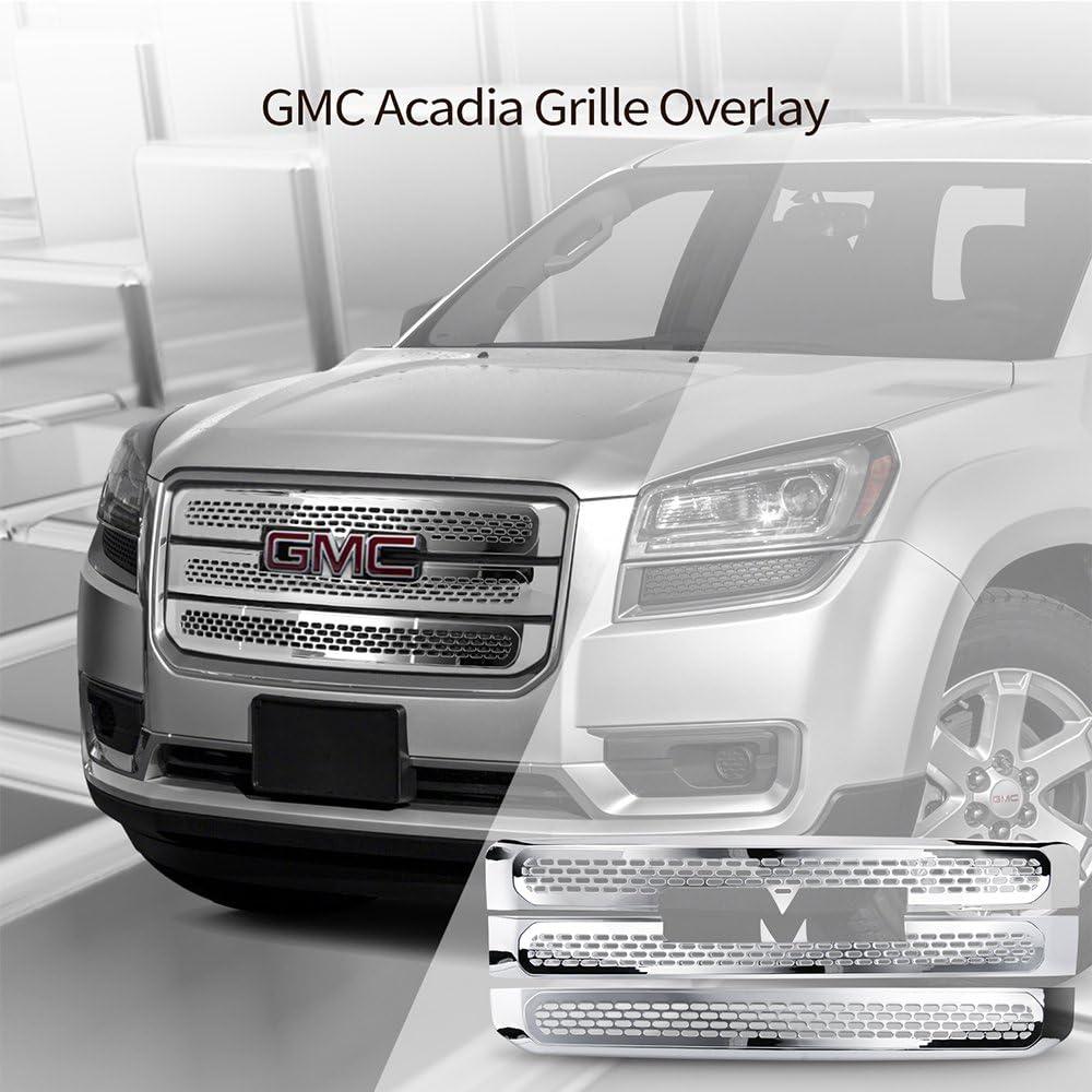 Bumper Trim For 2013-2016 GMC Acadia Front