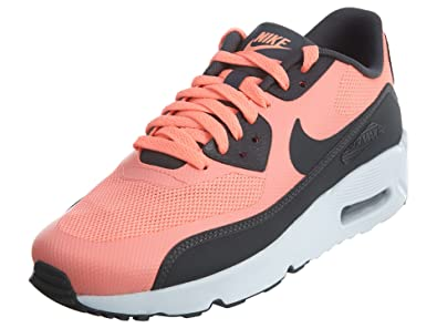 46e235e755 Amazon.com | Nike Youth Air Max 90 Ultra 2.0 Mesh Trainers | Sneakers