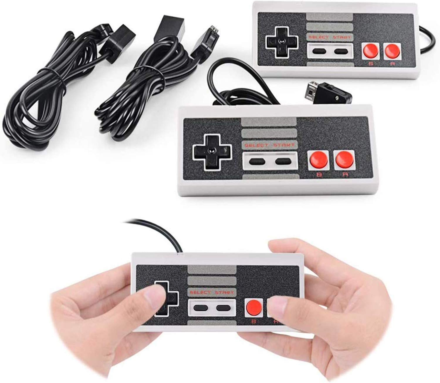 Accessories Retro 8 Nes Classic Controller Extension Cable BRAND NEW