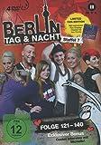 Berlin - Tag & Nacht - Staffel 7/Folge 121-140 - Fan Edition [Limited Edition] [4 DVDs]