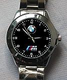 Automotif BMW Theme Custom Face Custom Metal Sport Watch