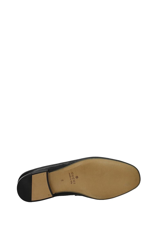 Mocasines Gucci Hombre - Piel (496245BXOT0) EU: Amazon.es: Zapatos y complementos