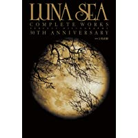 LUNA SEA COMPLETE WORKS 30th Anniversary+オリジナルポストカード付