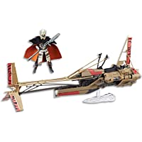 "STAR WARS - Black Series - 6"" Enfys Nest Action Figure & Swoop Bike - Solo Movie Inspired - Collectors Edition - Kids Toys - Ages 4+"