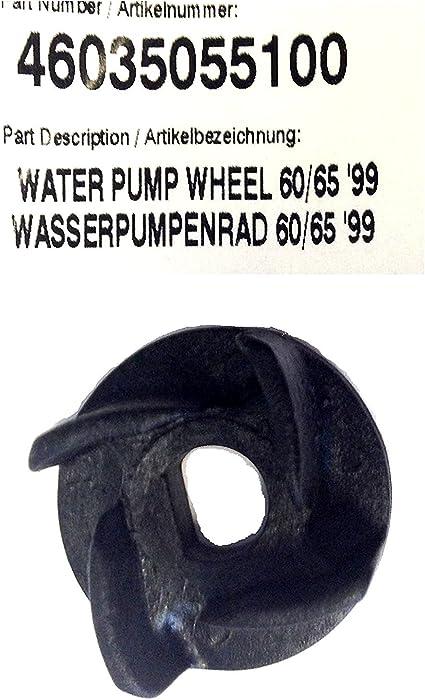 NEW OEM KTM WATER PUMP WHEEL 50 60 65 SX SX SR JR LC 46035055100