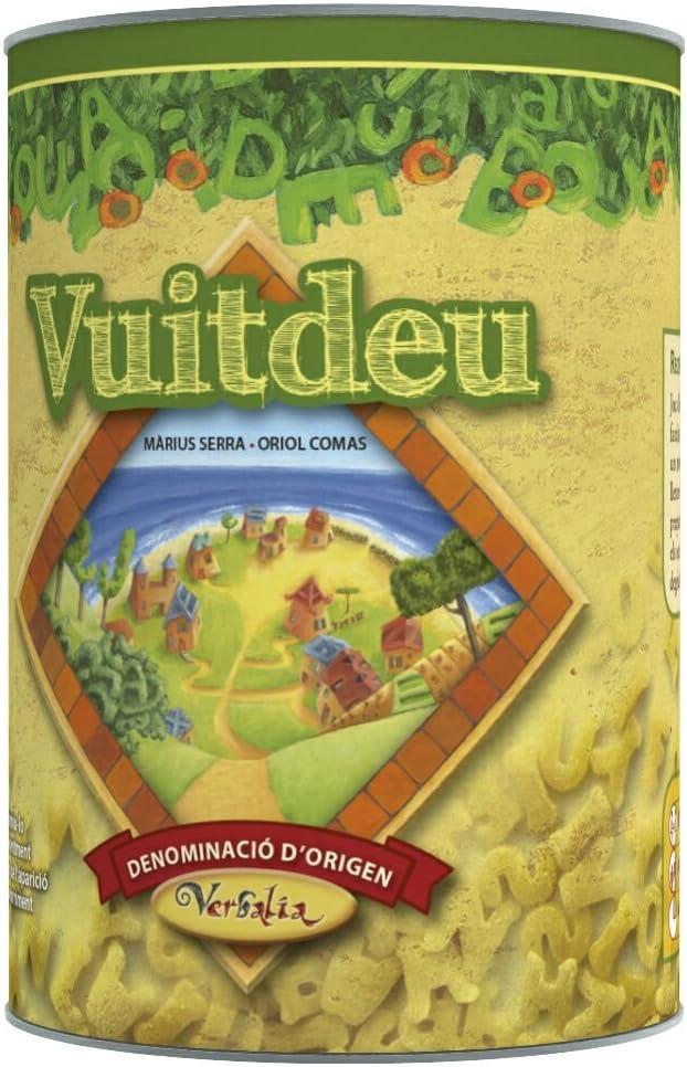 Devir - Verbalito Vuitdeu, Juego de Mesa (222128): Amazon.es: Juguetes y juegos