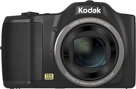 Kodak Pixpro FZ152 Negra: Amazon.es: Electrónica