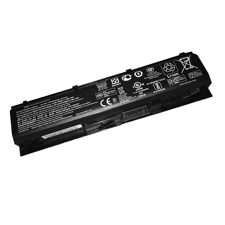 Bateria Pa06 Para Hp Hq-tre 71025 Series Hstnn-db7k 10.95v 62wh/5500mah