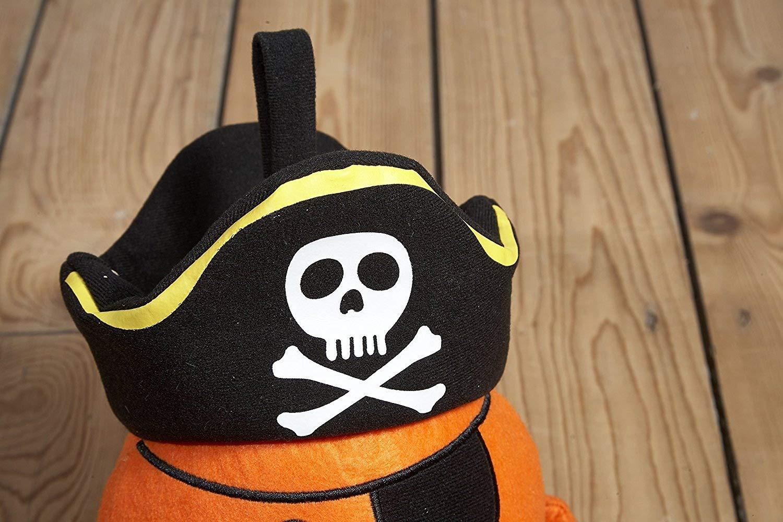 Fermaporta a forma di piovra pirata