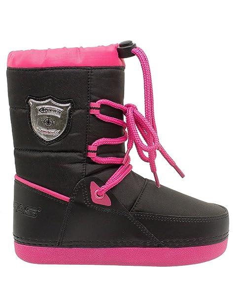 Y Nieve X60qgwp8q Niño Amazon Es Zapatos Kefas Pony Botas De 3526 q1HnXOa