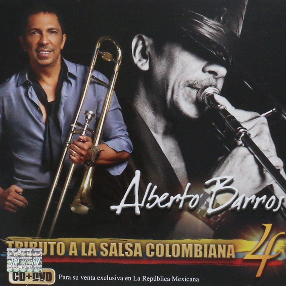 Tributo a La Salsa Colombiana 4 Cd+dvd by Fonovisa