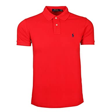6df89c09 Ralph LAUREAN Polo RED, Mens, Size: S. Roll over image to zoom in. RALPH  LAUREN