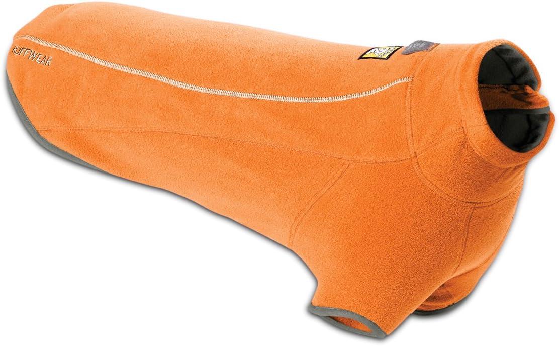 Ruffwear Climate Changer Fleece Jacket, Burnt Orange, X-Small by Ruffwear