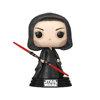 Funko Pop! Star Wars: Rise of The Skywalker - Dark Rey, Multicolor, 3.75 inches (47989): Dark Rey: Toys & Games
