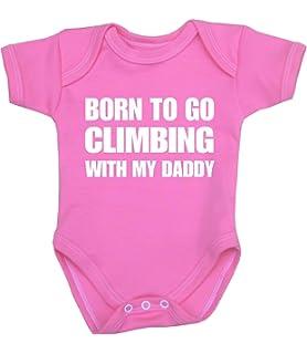 BabyPrem Baby Happy Birthday Daddy Best Present Ever Clothes Bodysuit NB 12 Mth