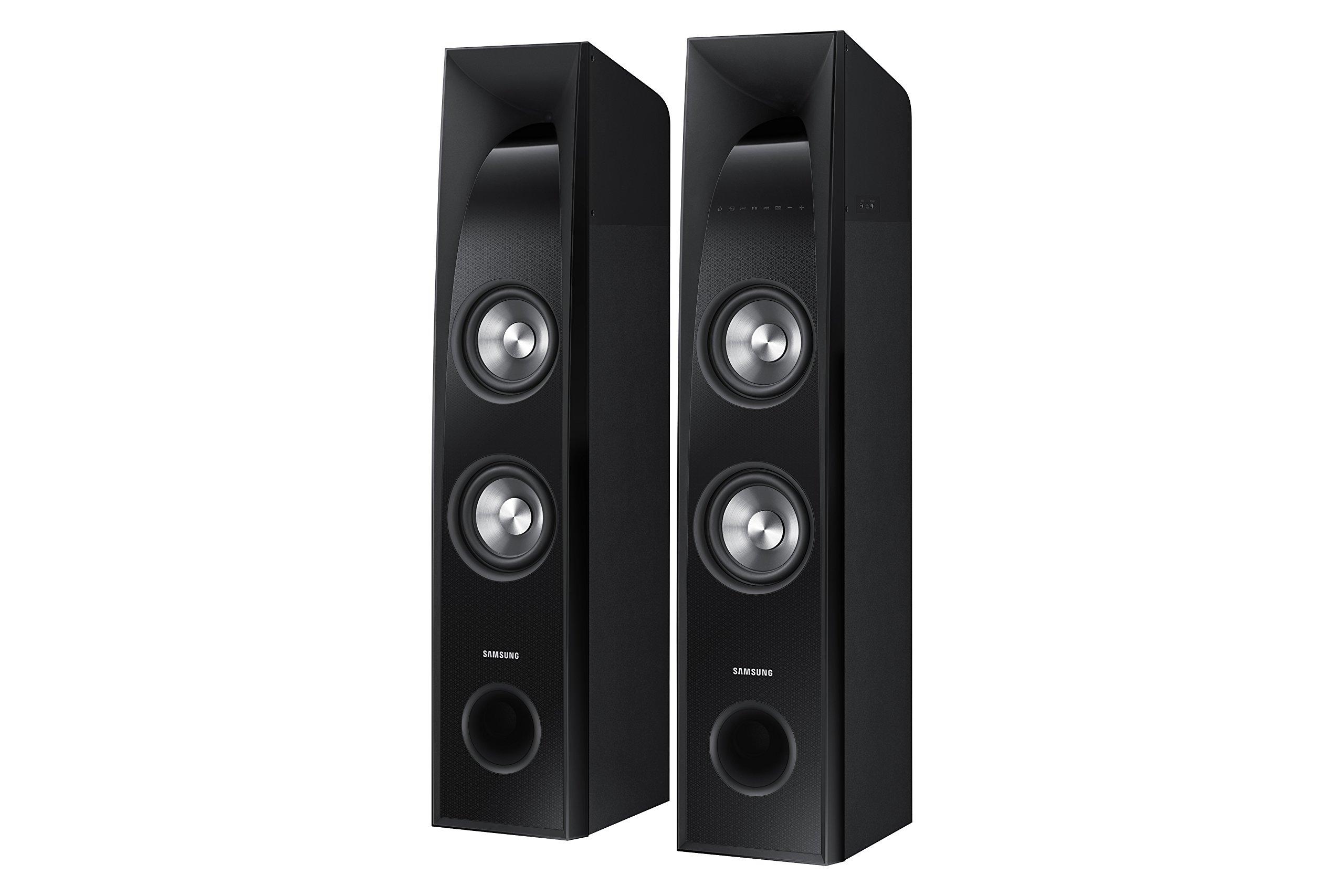 Samsung TW-J5500 2.2 Channel 350 Watt Wired Audio Sound Tower (2015 Model) by Samsung