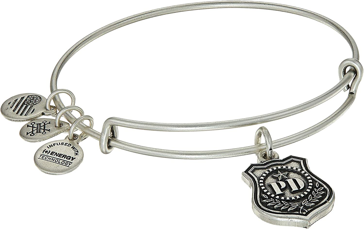 Alex and Ani Law Enforcement Bangle