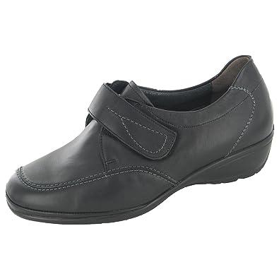 Semler sandales de ria, couleur : noir - Noir - Noir, 4