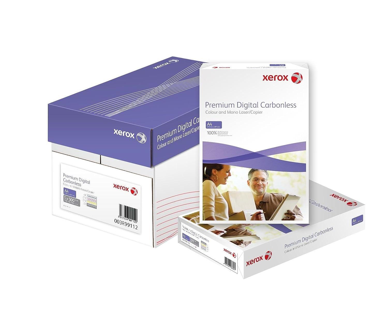 Xerox 003R99111 Premium Digital Selbstdurchschreibepapier 4-fach-Satz vorsortiert Karton mit 5 Pack a 125 Sätze, weiß gelb Rosa blau B009PWZ5KO | Deutschland Shop