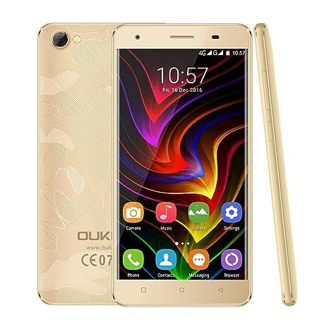 OUKITEL C5 Pro 5.0 Smartphone Libre 4 G (Pantalla: 5,0 Pulgadas ...