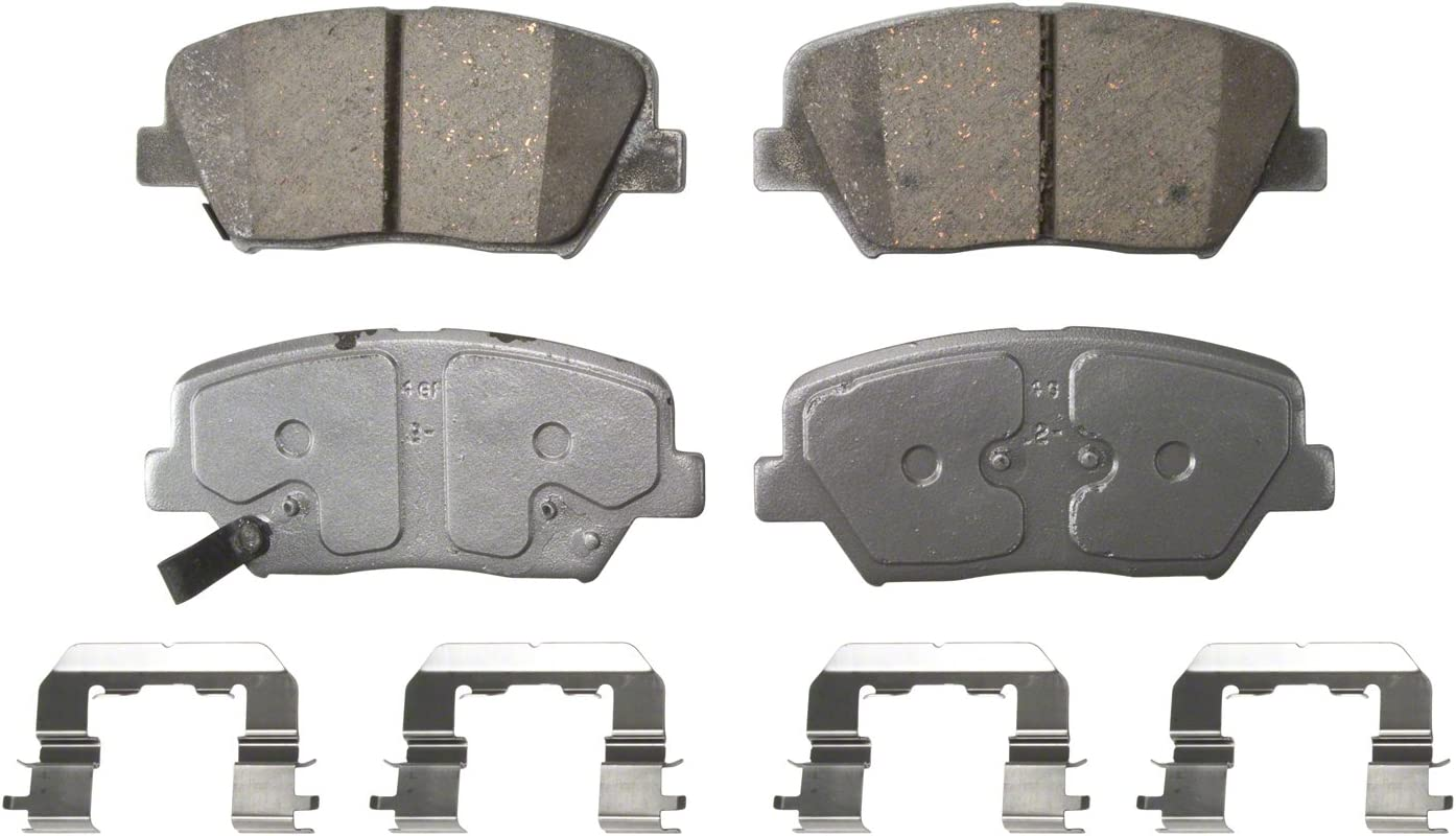 Wagner QC1432 ThermoQuiet Front Brake Pads
